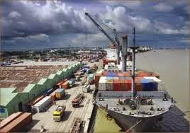 Chittagong Sea Port