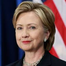 Presidential Election nominee Hillary Rodham Clinton