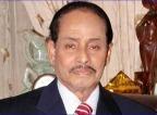 সাবেক রাষ্ট্রপতি জেনারেল হুসেইন মুহাম্মদ এরশাদ