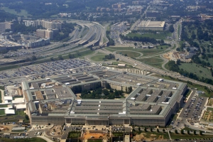 Pentagon, Headquarters of the United States Department of Defense