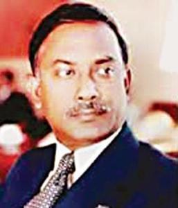 সাবেক রাষ্ট্রপতি শহীদ জিয়াউর রহমান