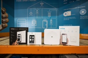Smart-home products is one of the hottest topics at this week's Consumer Electronics Show in Las Vegas.