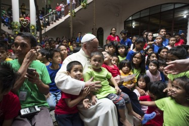Pope Francis in Philippines