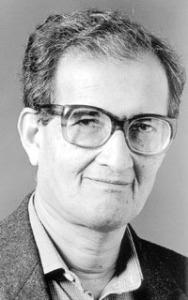 Economics Nobel Laureate Dr Amartya Sen
