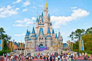 Disney's two domestic theme parks have been booming, with attendance up 7% in the quarter ended Dec. 27.