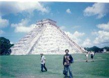 Chichen Itza, Yucatan, Mexico (2005)