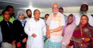 বঙ্গবীর কাদের সিদ্দিকী এবং প্রফেসর ড. এমাজউদ্দিন