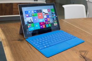 Microsoft Surface 3 as a Laptop [Image Courtesy of theverge.com]