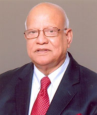 Finance Minister Abul M A Muhith