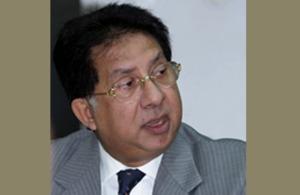 Shamsher M Chowdhury
